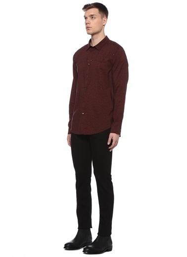 John Varvatos Gömlek Kırmızı